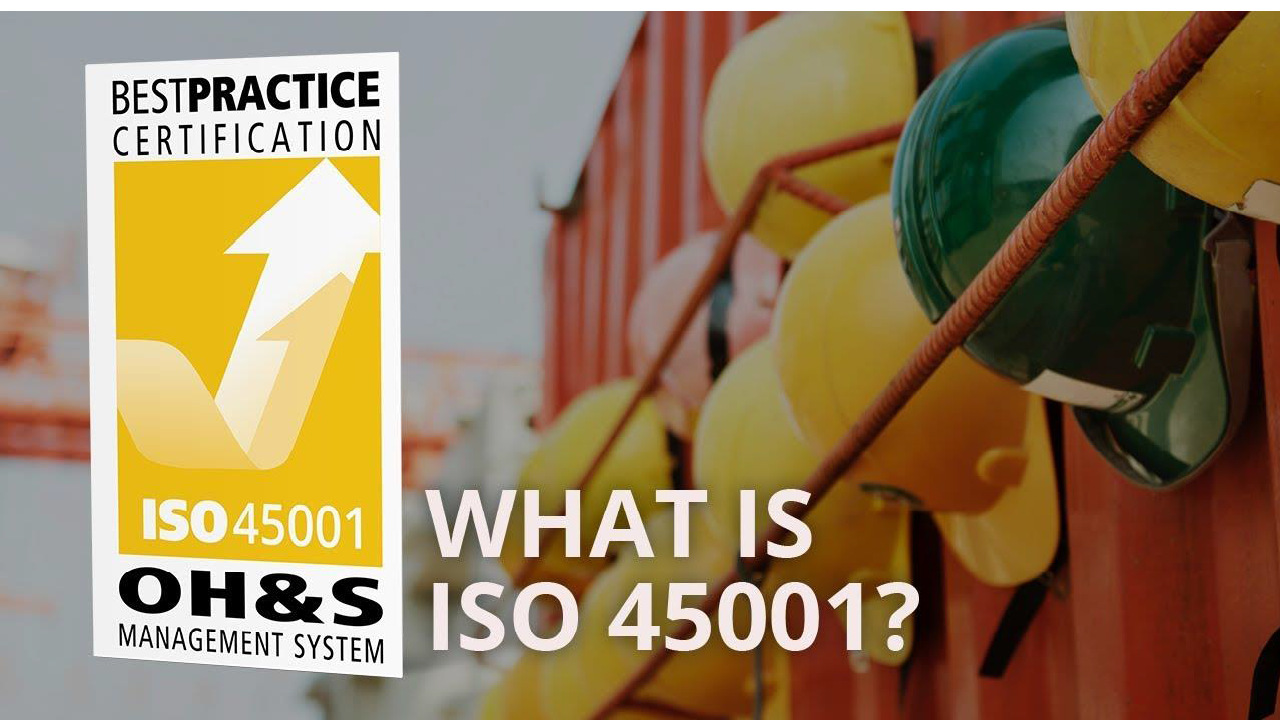 ISO NET 004: ISO 45001: 2016 Awareness