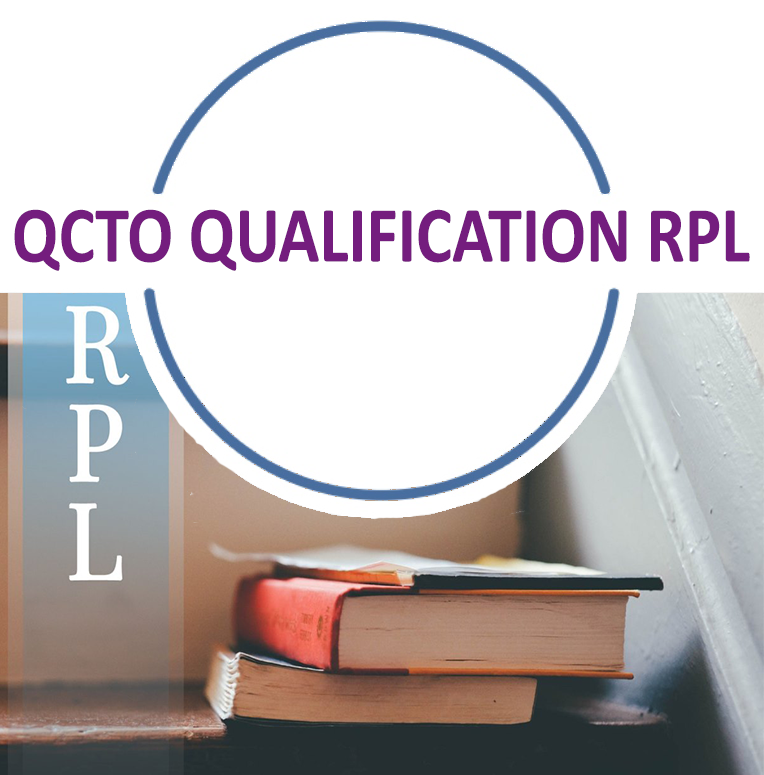 QCTO RPL: Recognition of Prior Learning (Qualification: Health, Safety & Quality Practitioner)